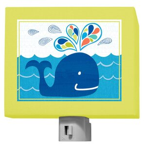 Whale of a Good Time Night Light
