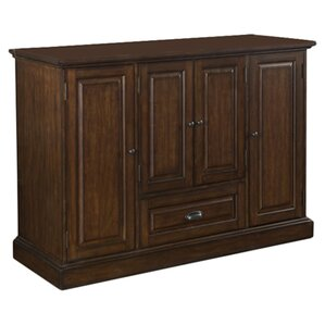 hopewell bar cabinet with wine storage