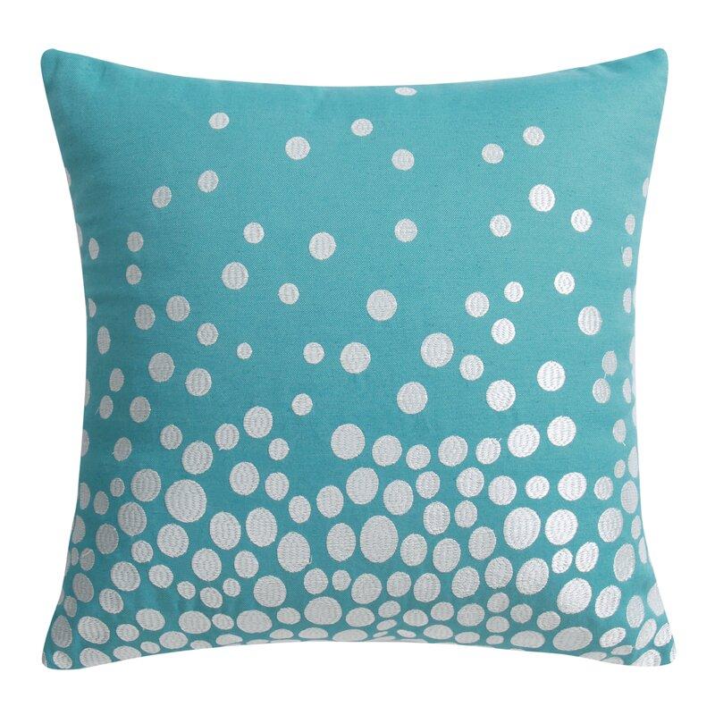 Fading Circles Decorative Throw Pillow & Reviews AllModern