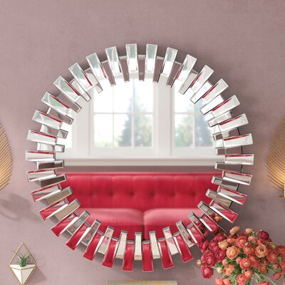 36 Inch Round Mirror Wayfair