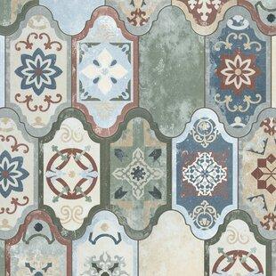 Salvador 6 38 X 12 88 Porcelain Field Tile In Colors Mix