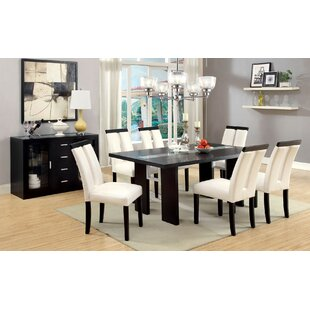 Mendosa 7 Piece Dining Set