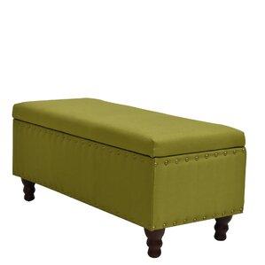 Cleo Storage Bench Ottoman by Wildon Home ?