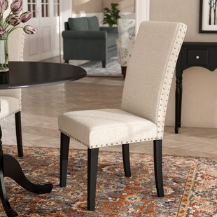 Exceptional Huebert Upholstered Dining Chair