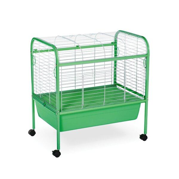 Tall Outdoor Small Animal Cage | Wayfair