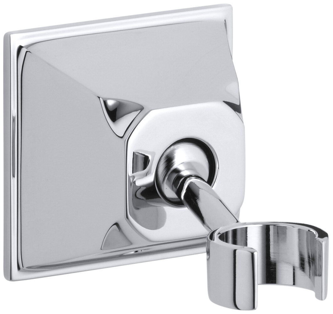 Kohler memoirs adjustable wall mount bracket wayfair for Adjustment bracket for chaise lounge