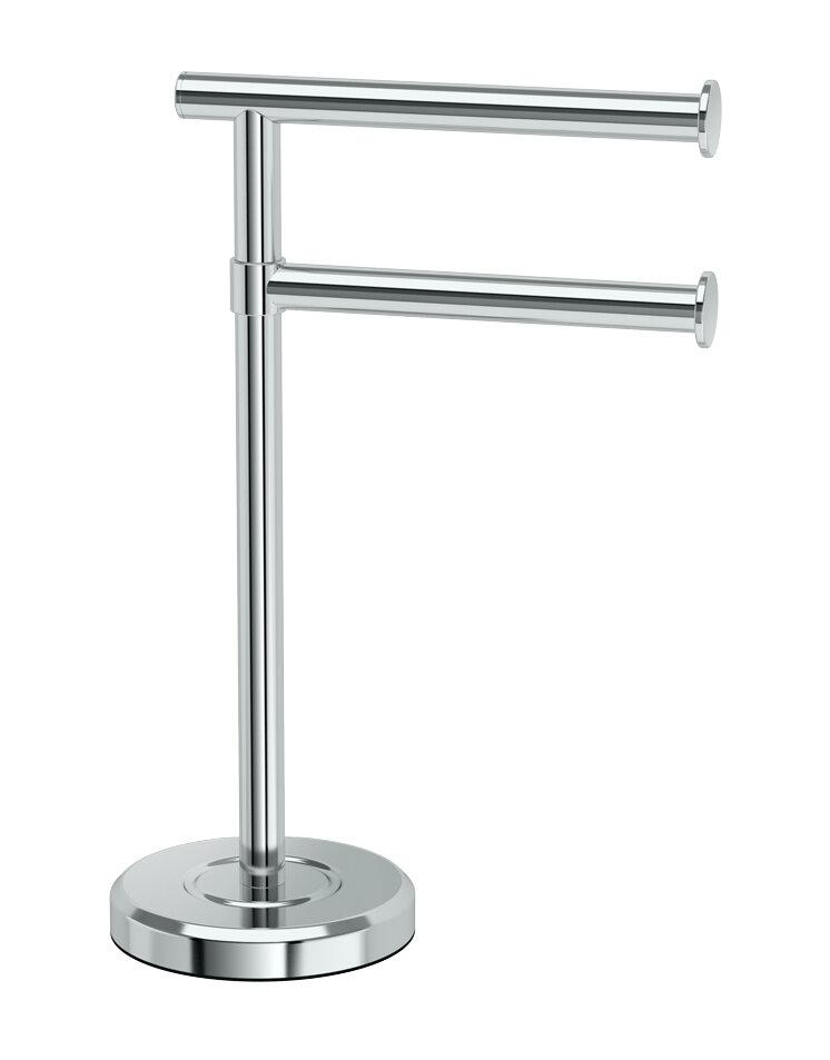 Marvelous Gatco Latitude II Countertop Towel Stand U0026 Reviews | Wayfair