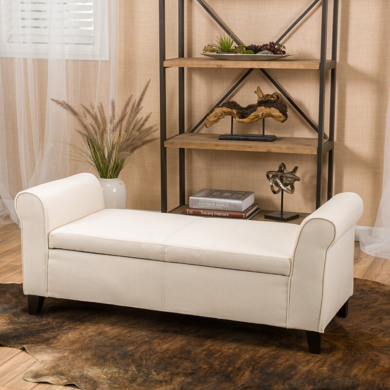 benches living room. Varian Upholstered Storage Bench Benches You ll Love  Wayfair