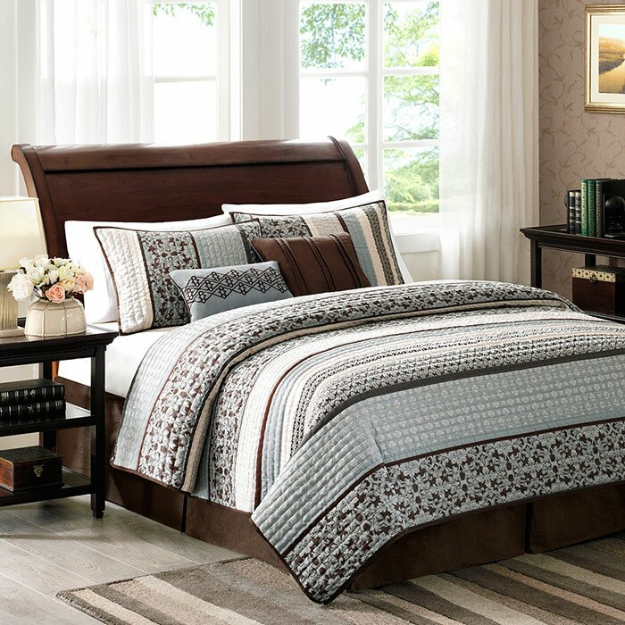 Quilts & Quilt Sets You'll Love | Wayfair : quilt sets for queen bed - Adamdwight.com