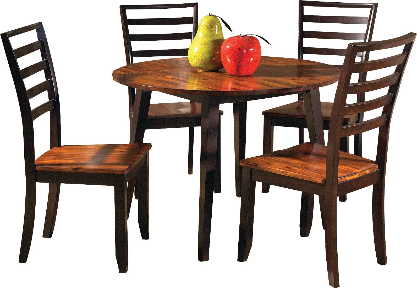 Mistana rocio drop leaf dining table reviews wayfair
