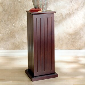 Red Barrel Studio Cherry Wood Multimedia Cabinet