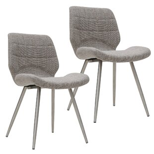 Aghanliss Upholstered Dining Chair (Set of 2)