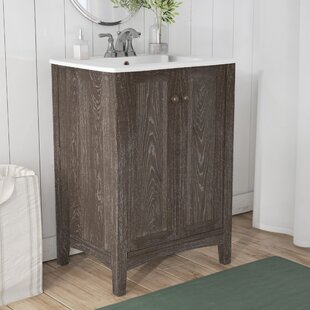 Save Andover Mills Miltonsburg 24 Single Bathroom Vanity Set