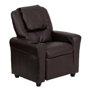 Candy Kids Recliner With Cup Holder