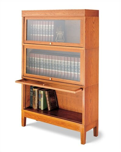 800 Sectional Series Barrister Bookcase