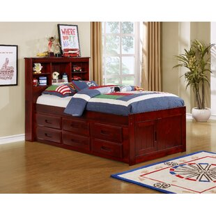 e330ef76355 Bednarz Bookcase Twin Mate s   Captain s Bed with Student Desk