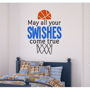 Sports Wall Decals Youll Love Wayfair - Sporting wall decals