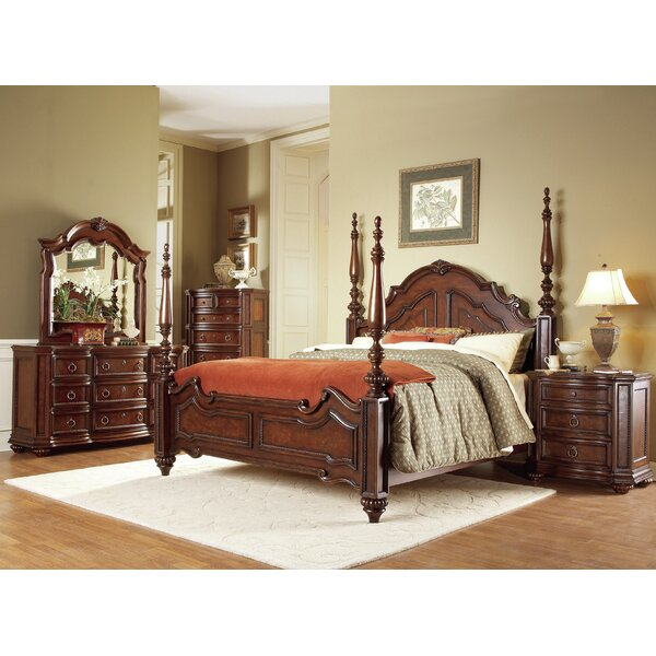 Four Poster Double Bed Part - 45: Ellsworth Four Poster Bed