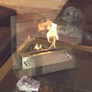 irradia bioethanol tabletop fireplace