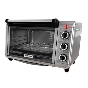 Countertop Stainless Steel Convection Oven