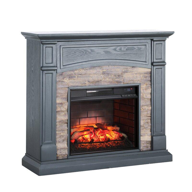 Dawn Infrared Electric Fireplace Reviews Joss Main
