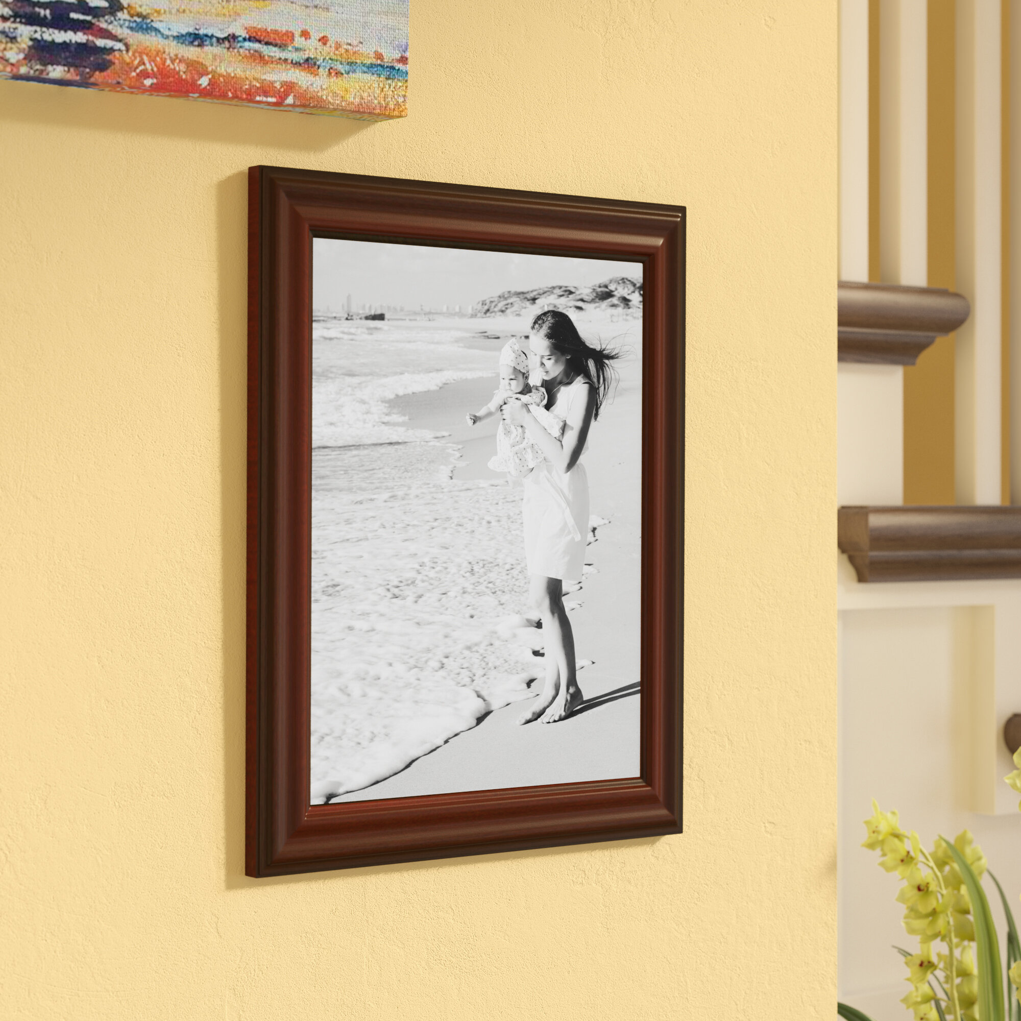 Charlton Home Wall Picture Frame & Reviews | Wayfair
