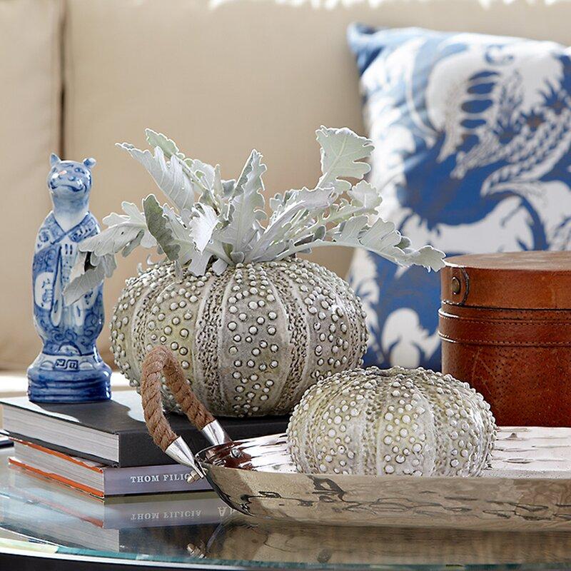 Birch Lane Sea Urchin Vase Reviews Birch Lane