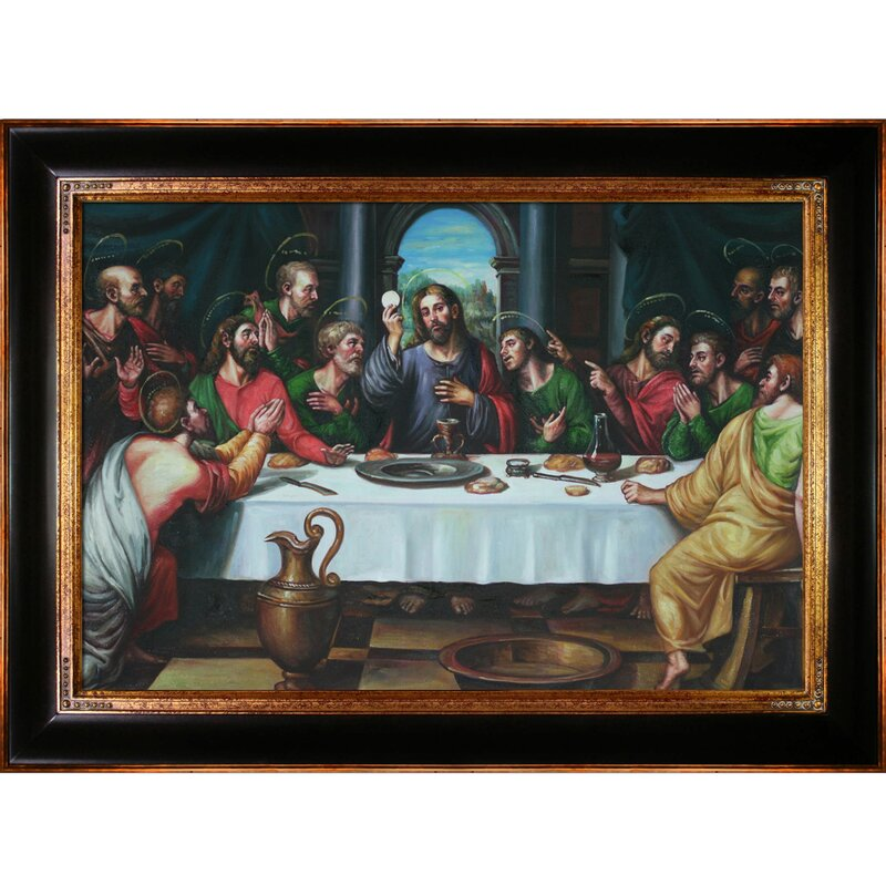 Last Supper Wall Art | Wayfair