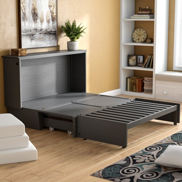 andover mills tyrone murphy bed reviews. Black Bedroom Furniture Sets. Home Design Ideas