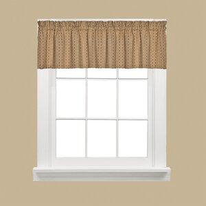 Saratoga Curtain Valance