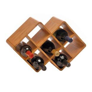 Greenophile 8 Bottle Tabletop Wine Rack