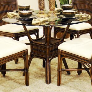 Hutchinson Island South Dining Table by Beachcrest Home
