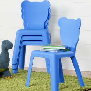 Crea Kids Chair (Set of 4) by South Shore