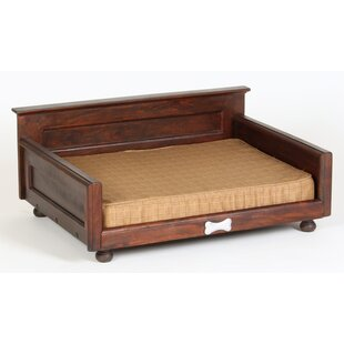 courtney dog bed with orthopedic foam mattress - Dog Bed Frame