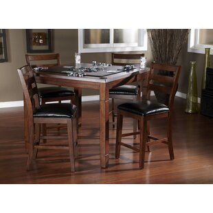 Rosa 5 Piece Counter Height Dining Set