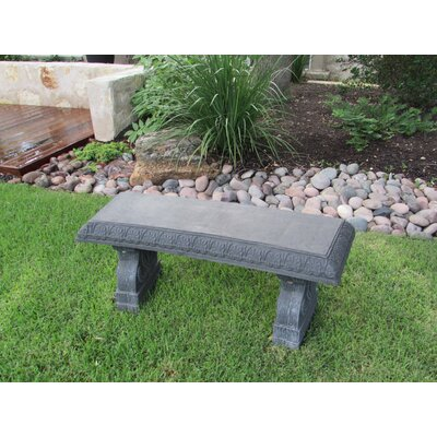 Cast Stone Amp Concrete Outdoor Benches You Ll Love In 2019
