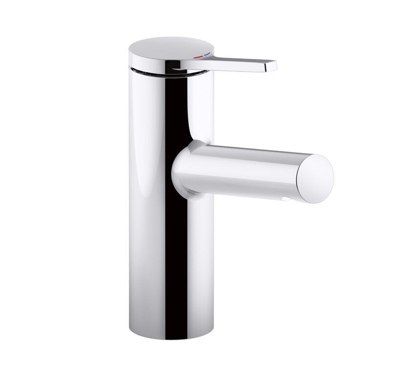 sink faucet. Elate Single Handle Bathroom Sink Faucet Kohler  Reviews Wayfair
