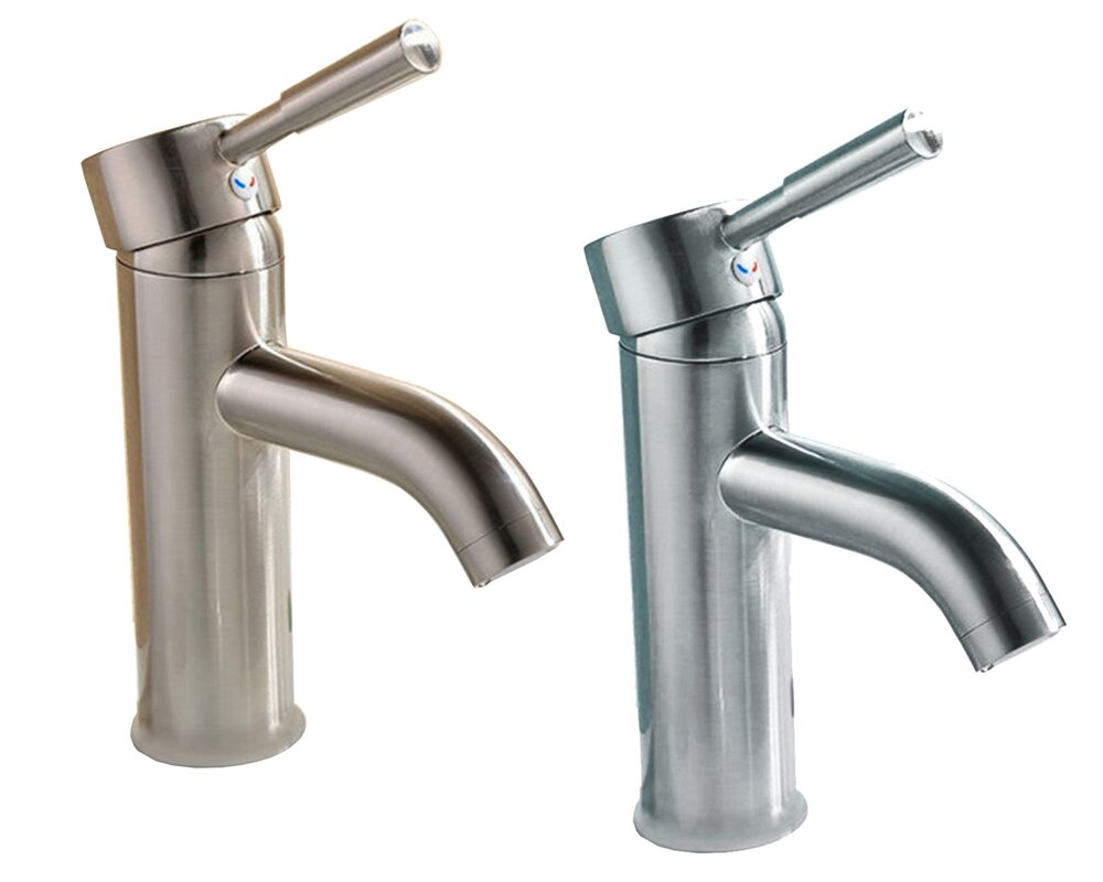 MTDVanities Single Hole Faucet & Reviews | Wayfair