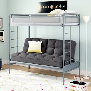 Bunk Bed Futon Combo Wayfair