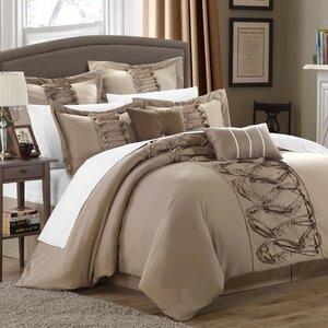 Caterina 8 Piece Comforter Set