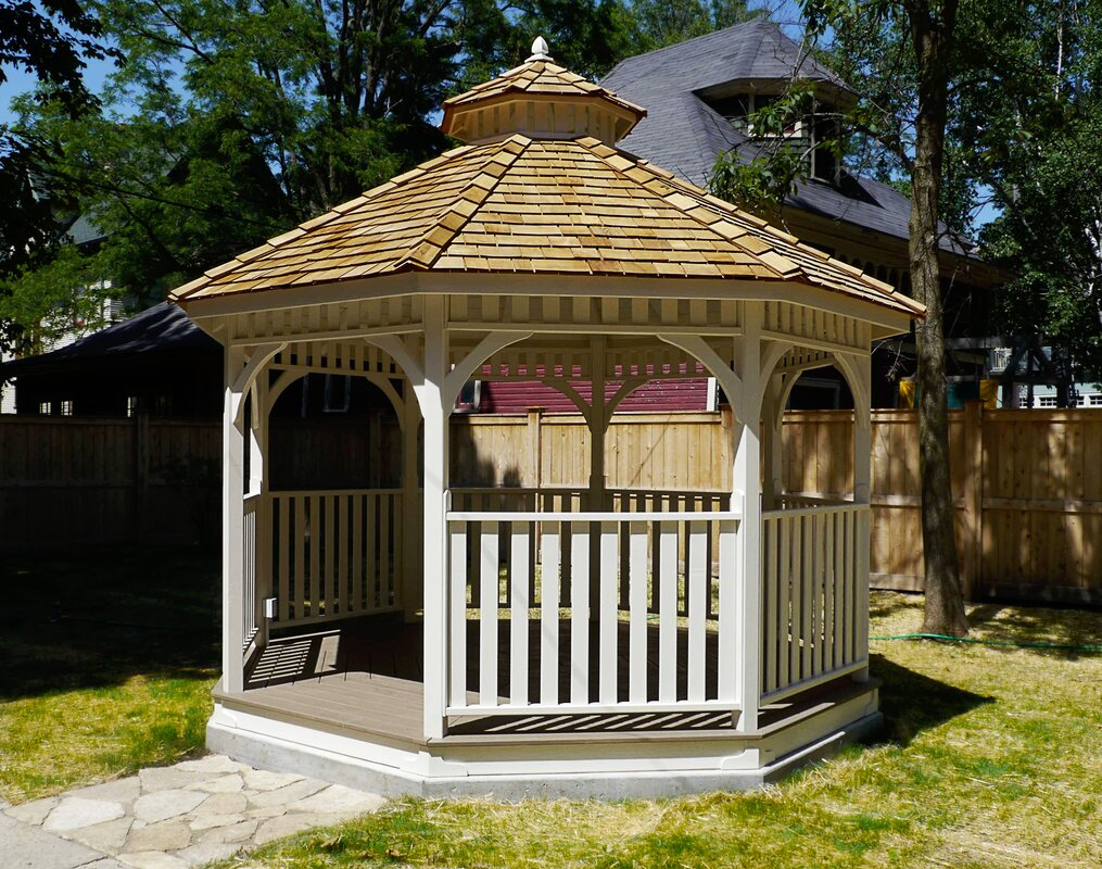Gazebo | The Garden And Patio Home Guide on