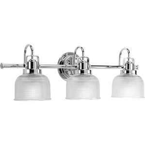 Camarena 3 Light Vanity Light