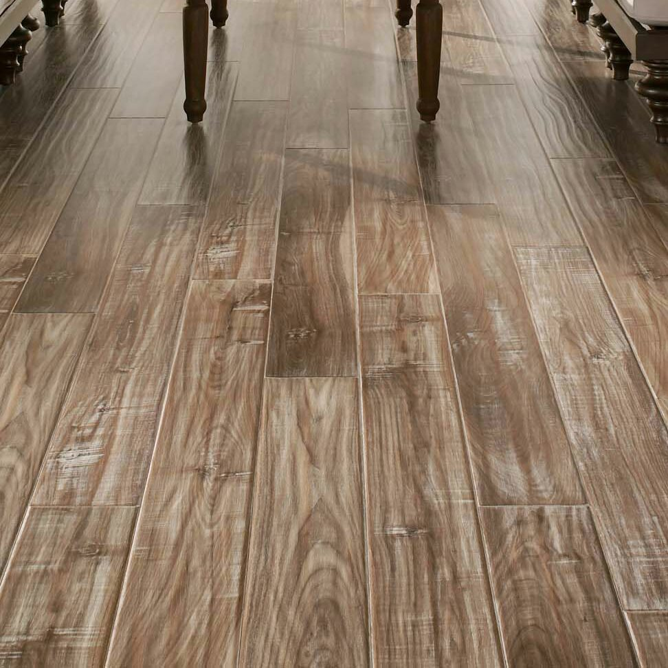 White Washed Laminate Flooring hampton bay maui whitewashed oak 8 mm thick x 11 12 in wide x 46 12in length click lock laminate flooring 2228 sq ft case 898923 the home depot Coastal Living 5 X 47 X 12mm Walnut Laminate In White Wash