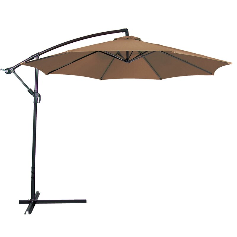 10u0027 Cantilever Umbrella