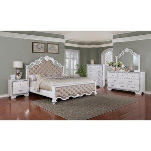 Bilbie Panel Configurable Bedroom Set