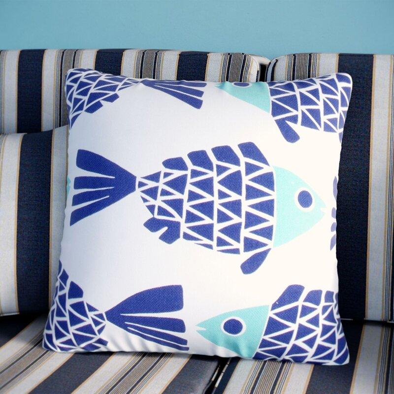 Sarasota Outdoor Kitchens: Beachcrest Home Lake Sarasota Outdoor Throw Pillow