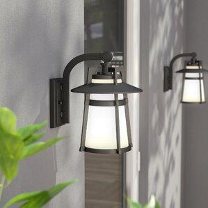 Galt 1 Light Outdoor Wall Lantern