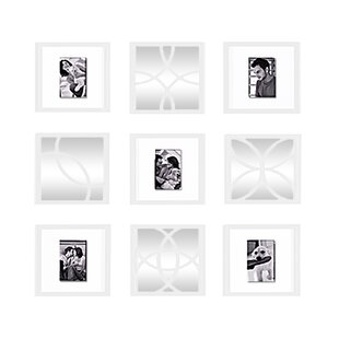 Delphine Pvc Selfie Gallery Collage Picture Frame