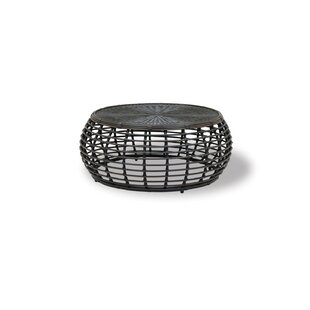 Beau Outdoor Wicker Coffee Tables | Wayfair