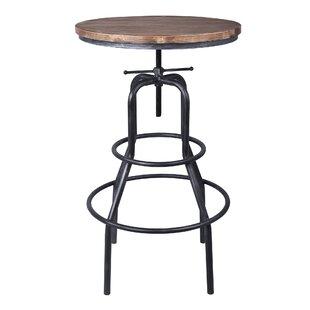 Goodrich Adjustable Pub Table